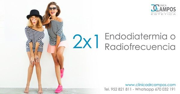 Look Good this Summer with our 2×1 Promo