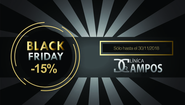 Black Friday en Clínica Dr. Campos