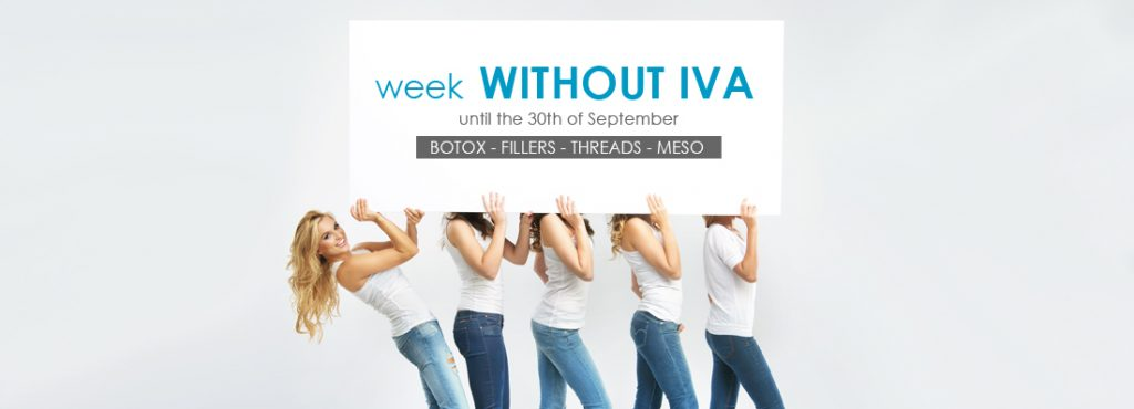 WEEK WITHOUT VAT at Clinic Dr. Campos Marbella.