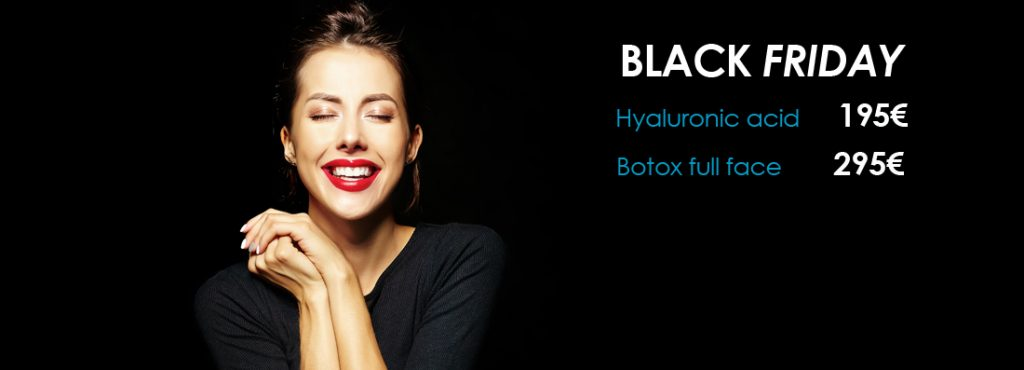 NOVEMBER PROMOTION – BOTOX & HYALURONIC ACID AT BEST PRICE